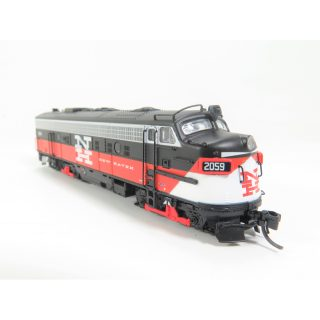 N Locomotives