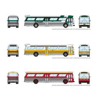 New Look Bus